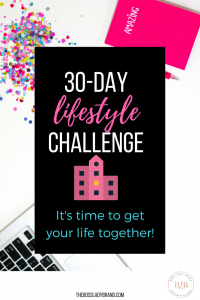 This 30-day challenge is to help get your life back on track. My goal is to save money and learn to practice minimalism. Are you ready to join me on this challenge?