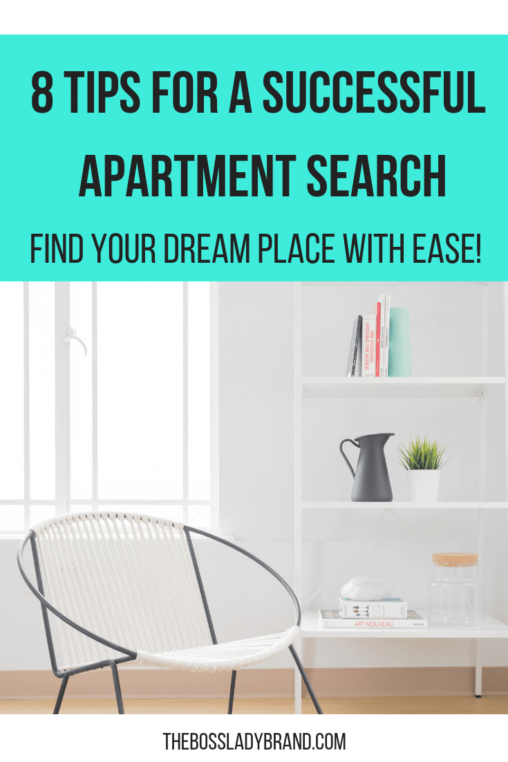 These are the tips you need to know when you are planning an apartment search! These tips will help make sure you find the perfect place! #newapartment #homedecor #firstapartment